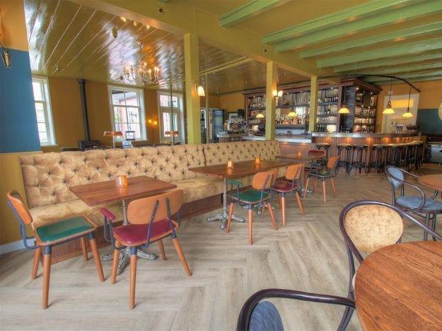 Zuidhorn - Hotel in 't Holt 1654 - restaurant