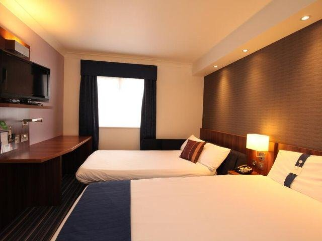 Groot-Brittannië - Crawley - Holiday Inn Express Gatwick Crawly - voorbeeldkamer