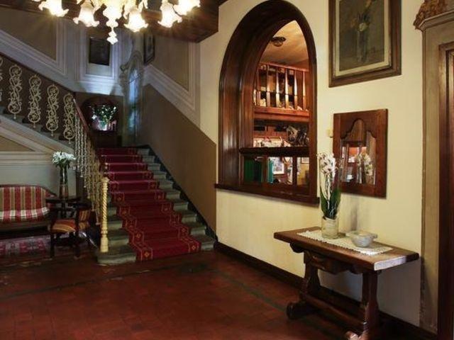 Pescia - Hotel Villa Delle Rose - receptie