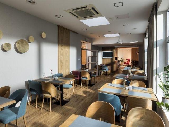 Gdynia - Hotel Antares - restaurant