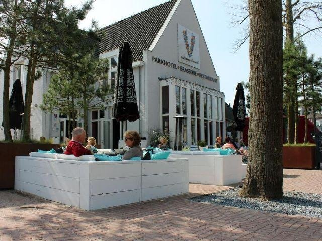 Nuenen - Parkhotel Auberge Vincent - hotel aanzicht