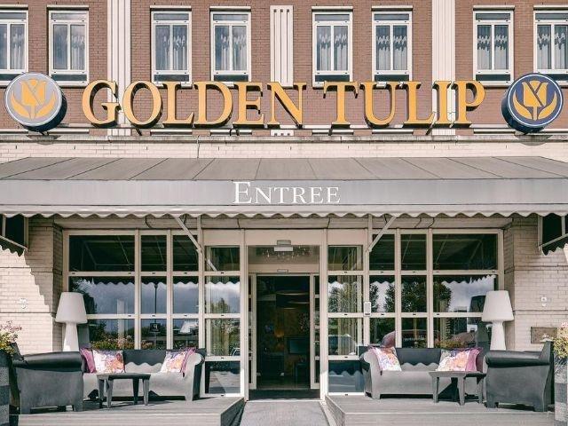 Alkmaar - Golden Tulip Hotel Alkmaar - hotel aanzicht