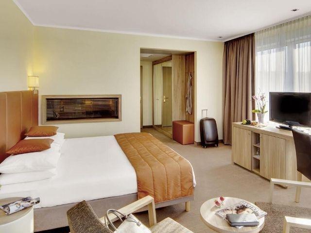 Linz - Hotel Schillerpark - kamer voorbeeld