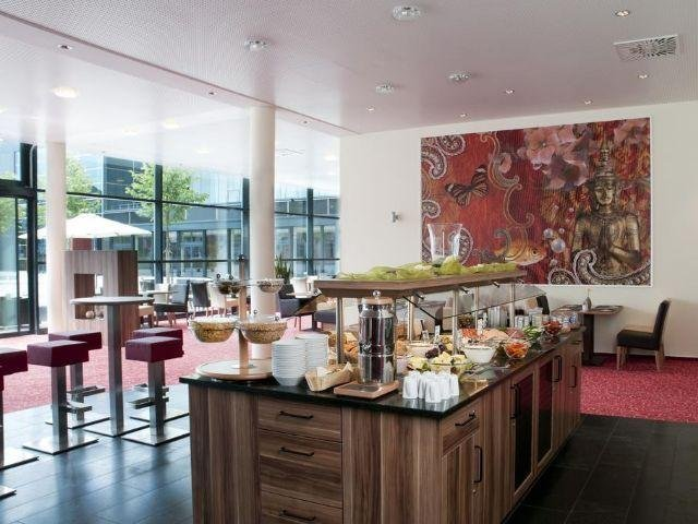 Singen - Hotel Holiday Inn Singen - restaurant