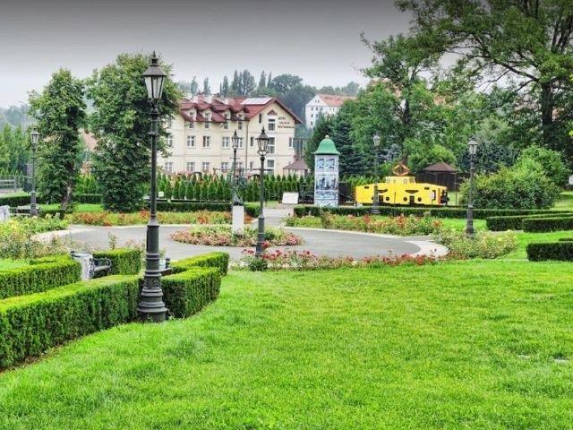 Wieliczka - Hotel Galicja - aanzicht