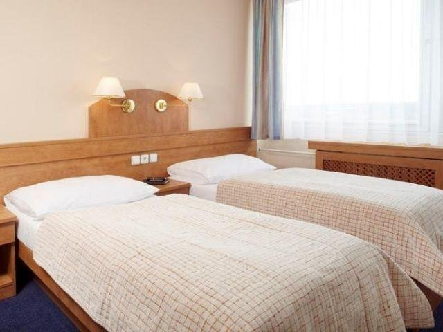 Hradec Kralove - Hotel Cernigov*** - voorbeeld kamer