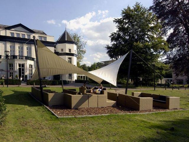 Ellecom - Fletcher Landgoed Hotel Avegoor - terras