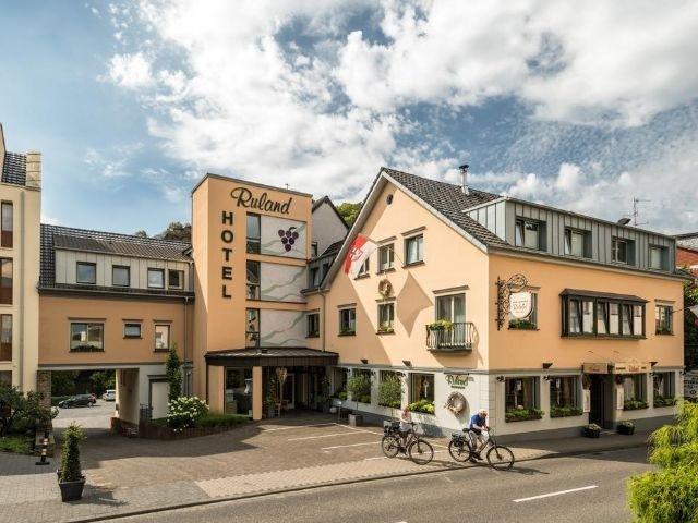 Altenahr - Hotel Ruland - hotel aanzicht