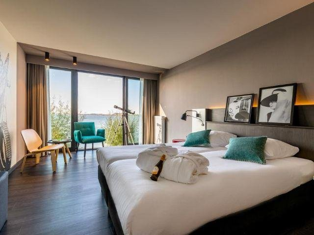 Putten - Postillion Hotel Amersfoort Veluwemeer - voorbeeld kamer