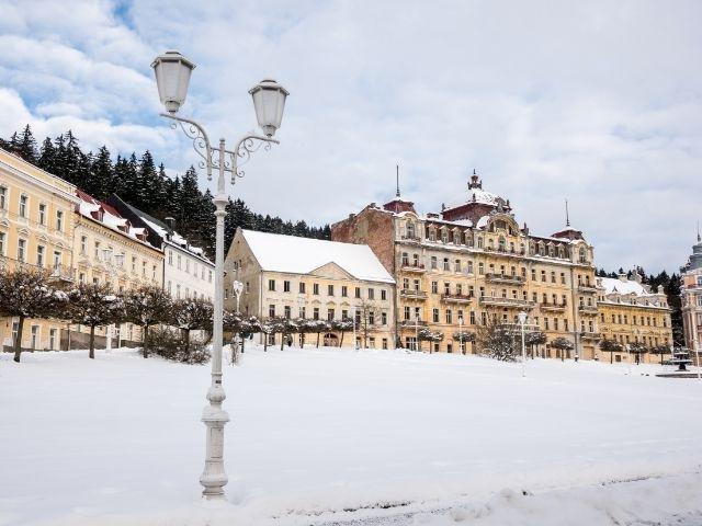 Tsjechië - Bohemen - Marianske Lazne