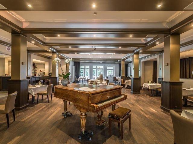 Eupen - Ambassador Bosten Hotel - restaurant
