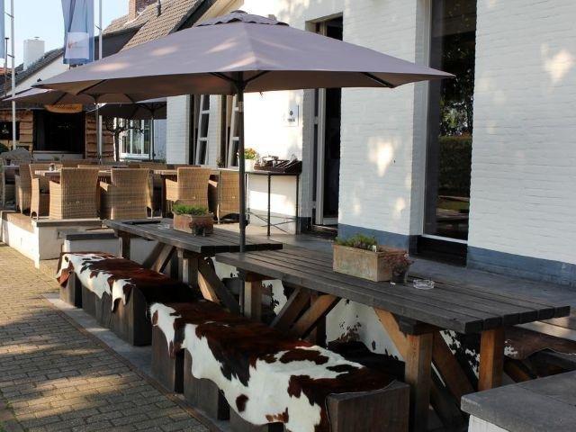 Herten - Oolderhof Hotel & Restaurant - terras