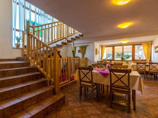 Vysoke Tatry - Hotel Villa Siesta *** - restaurant