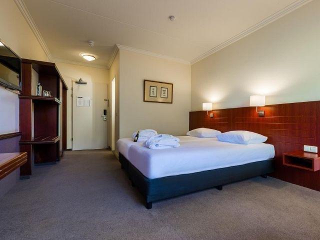Arnhem - Postillion Hotel Arnhem - voorbeeld kamer