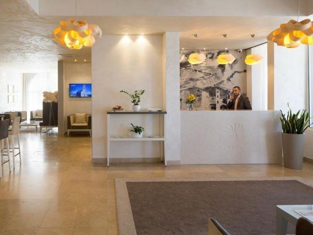 Tivat - Hotel Palma **** - receptie