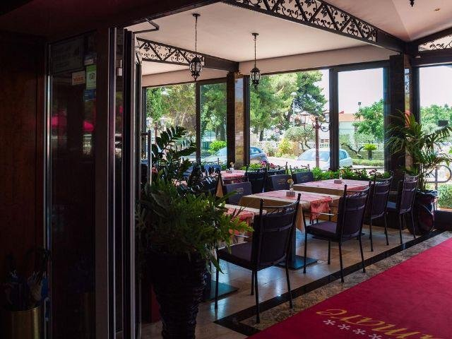 Vodice - Hotel Miramare **** - restaurant