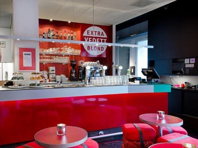 Groningen - Hotel het Paleis - bar