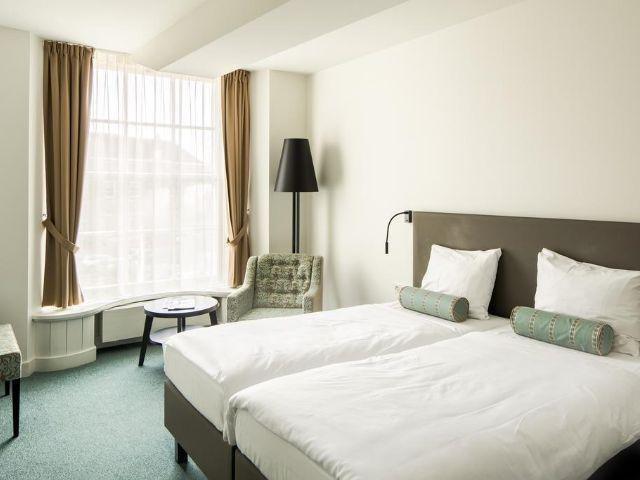 Zutphen - Hampshire Hotel 's Gravenhof Zutphen - voorbeeld kamer