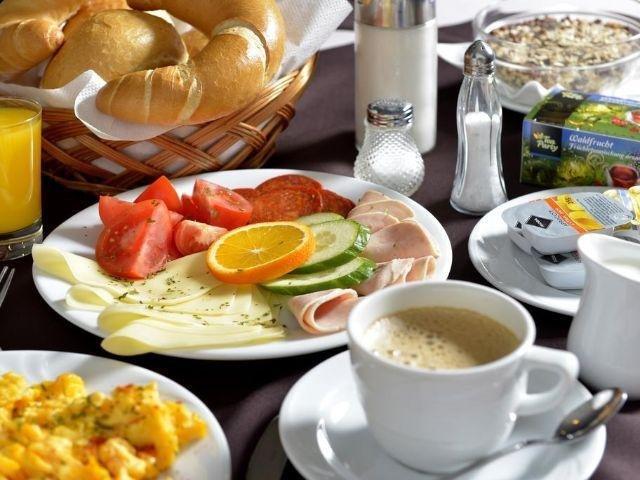 Budapest - Vitta Hotel Superior - ontbijt