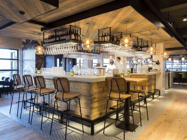 Makkum - Beach Hotel de Vigilante - restaurant