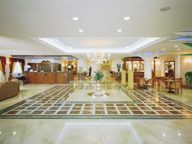 Pomezia - Hotel Principe - receptie