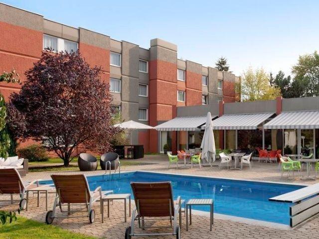 Aken - Mercure Hotel Am Europaplatz - zwembad
