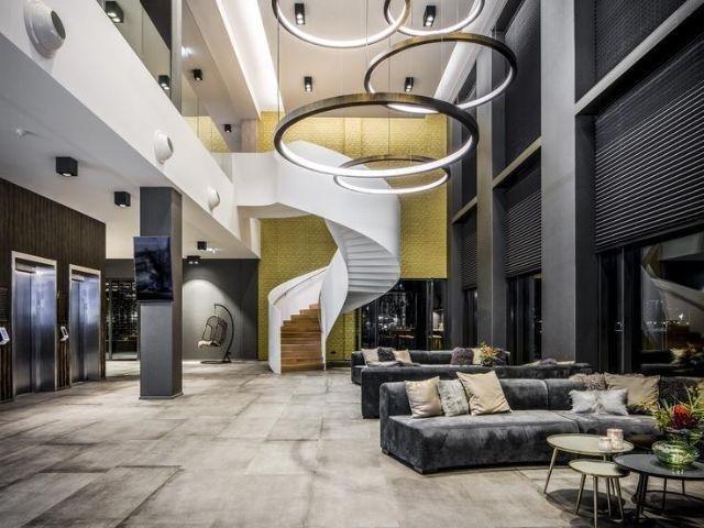 Nijmegen - Van der Valk Hotel Nijmegen-Lent - lobby