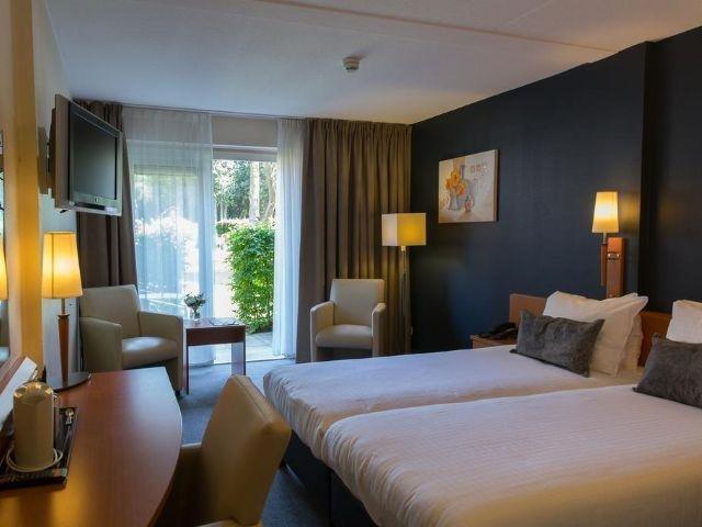Garderen - Westcord Hotel de Veluwe - voorbeeld kamer