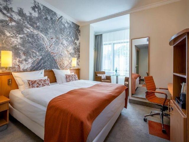 Bonn - Insel Hotel - voorbeeld kamer