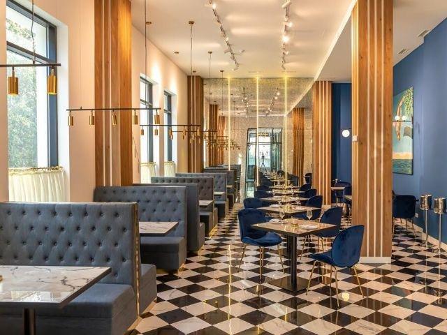 Koetaisi - Newport Hotel Kutaisi **** - restaurant
