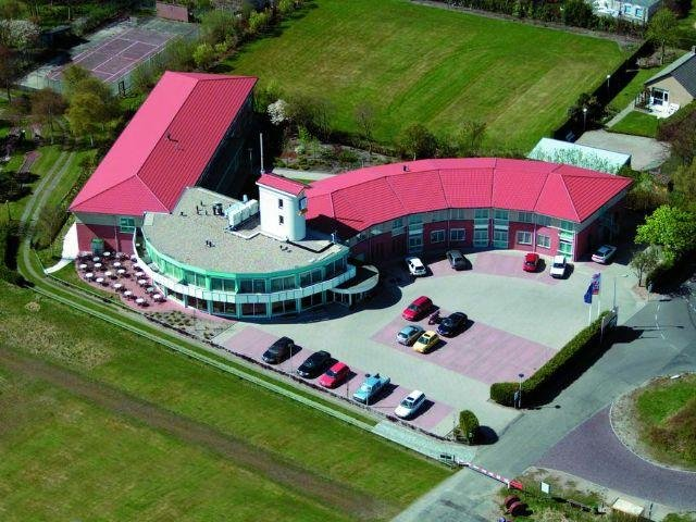 Burgh-Haamstede - Fletcher Duinhotel Burgh Haamstede - hotel aanzicht
