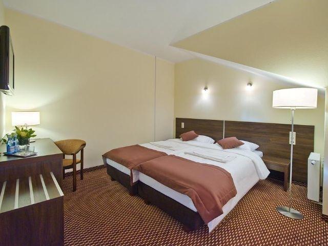 Kowale - Hotel Cztery Brzozy - voorbeeldkamer