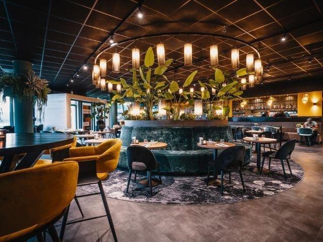Groningen - Best Western Hotel Plaza - restaurant
