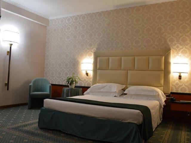 Pomezia - Hotel Principe - voorbeeldkamer