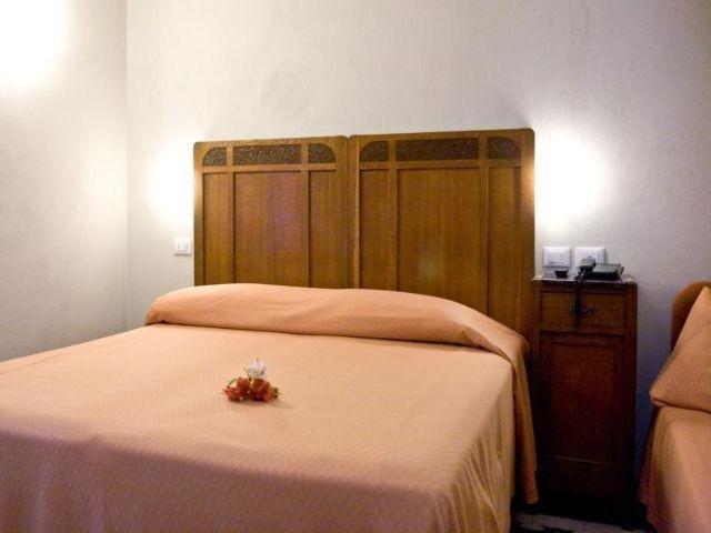 Levanto - Hotel Europa - voorbeeld kamer