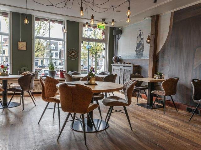 Harlingen - Hotel Anna Casparii - restaurant