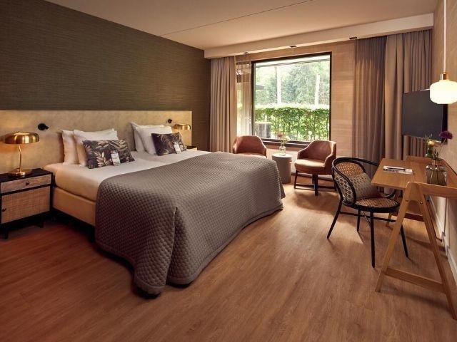 Arnhem - Van der Valk Hotel Arnhem - voorbeeld kamer