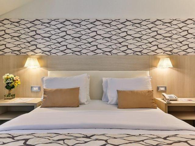 Tivat - Hotel Palma **** - voorbeeld kamer