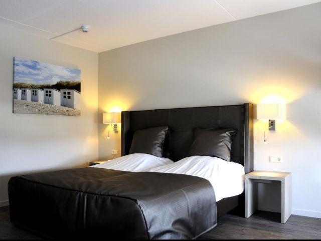 Fletcher Zuiderduin Beachhotel_voorbeeld kamer