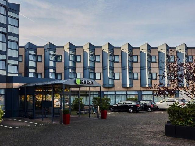 Keulen - H+ Hotel Köln Hürth *** - aanzicht