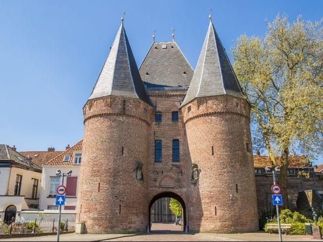 Nederland_Kampen_Koornmarktspoort