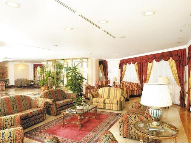 Pomezia - Hotel Principe - lounge