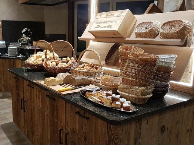 Wildermieming - Hotel Traube *** - ontbijtbuffet