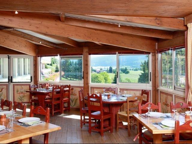 Chalet Le Grepillon_restaurant