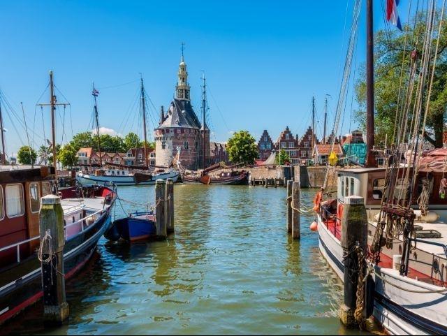 Nederland_Hoorn_haven