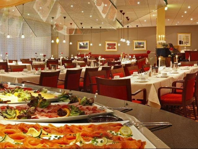 Keulen - H+ Hotel Köln Hürth *** - restaurant