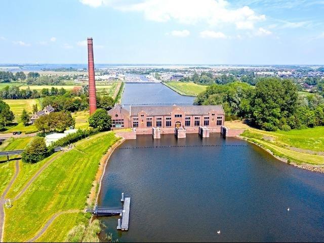 NL-Friesland_Lemmer Woudagemaal