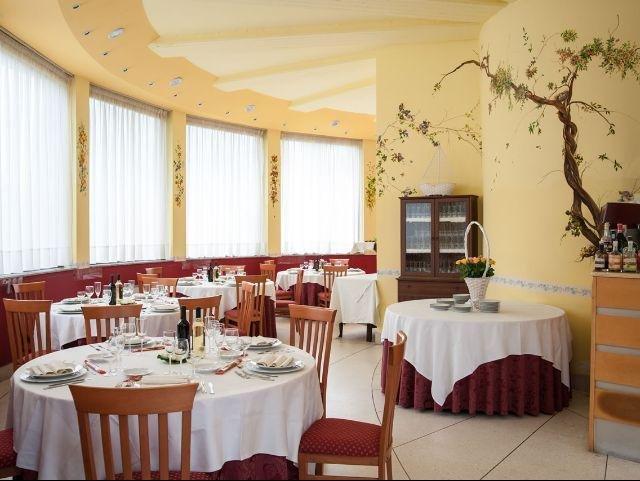 Mascali - Park Hotel Oasi *** - restaurant