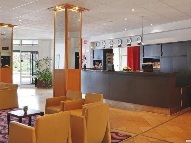 Keulen - H+ Hotel Köln Hürth *** - lounge