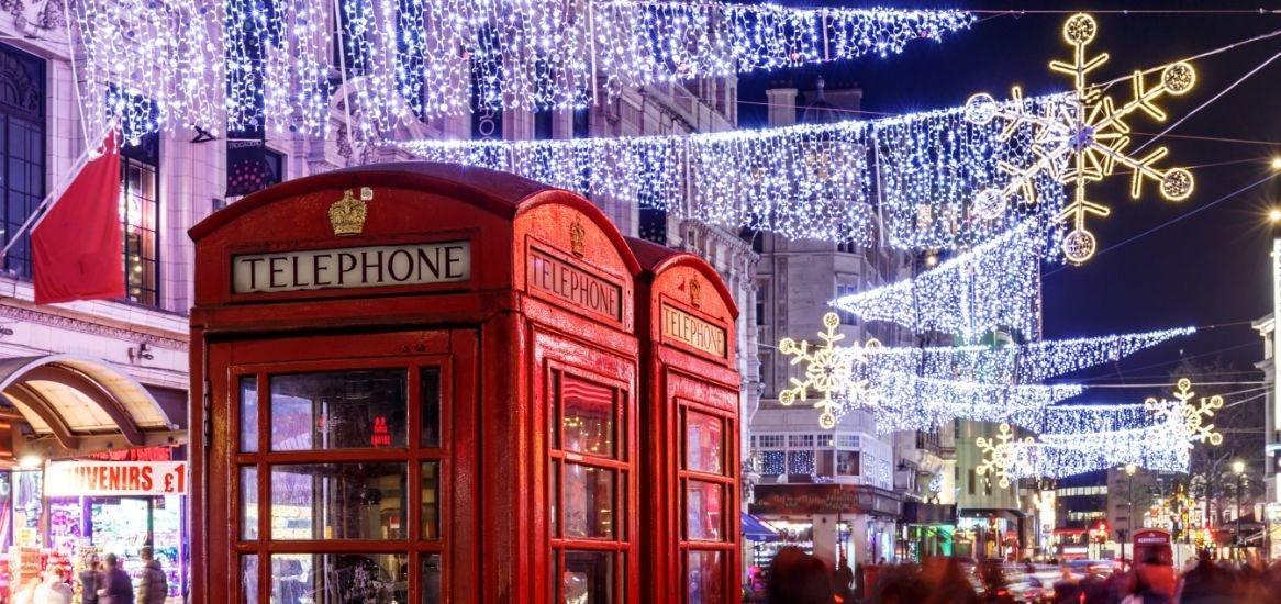 Kerst Londen